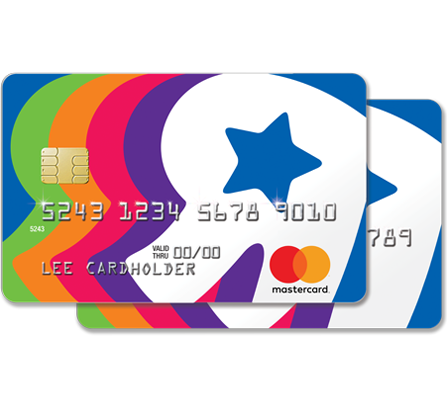 The R Us Credit Card More Fun More Play More Rewards